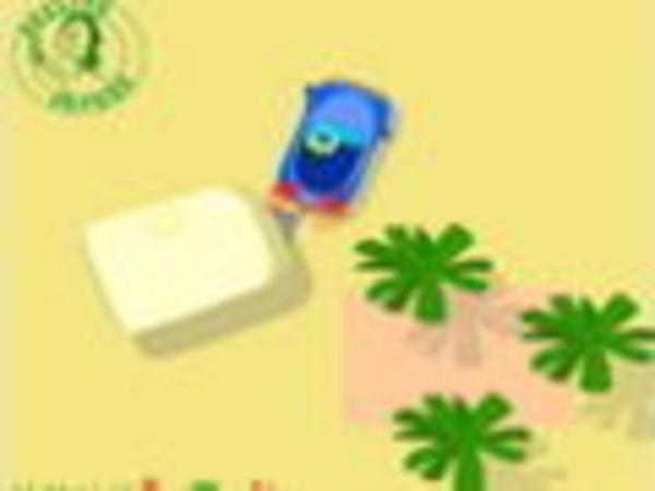 Bild zu Geschick-Spiel Caravane