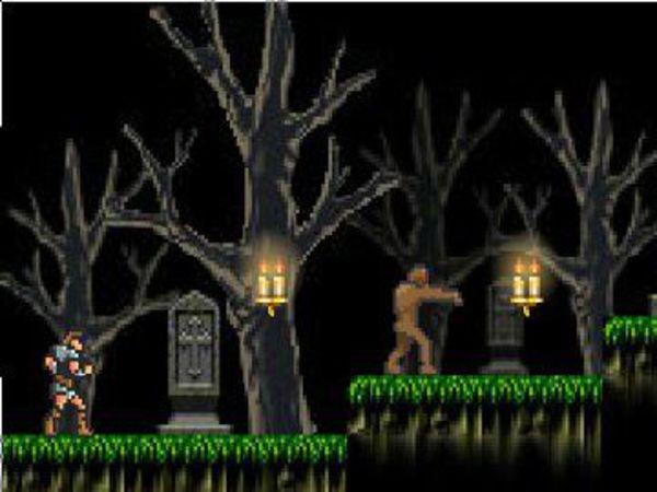 Bild zu Abenteuer-Spiel Castlevania
