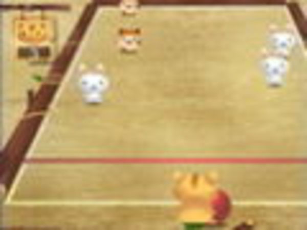 Bild zu Sport-Spiel Cat Bowling