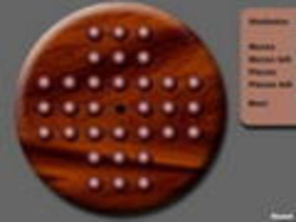 Bild zu Denken-Spiel Chinese Checkers 2