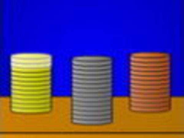 Bild zu Denken-Spiel Coin