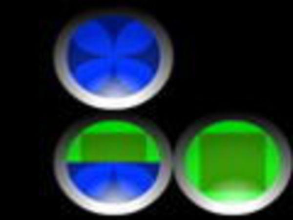 Bild zu Denken-Spiel Colour Connect