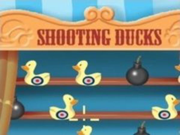 Bild zu Action-Spiel Shooting Ducks