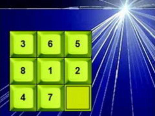 Bild zu Denken-Spiel Cube Numbers
