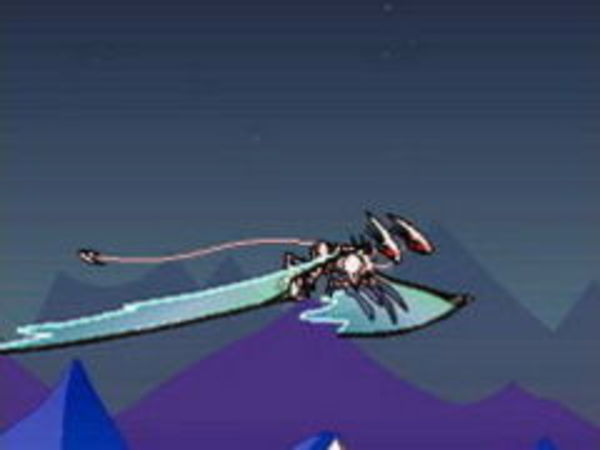 Bild zu Action-Spiel Cyber Ortek Flier