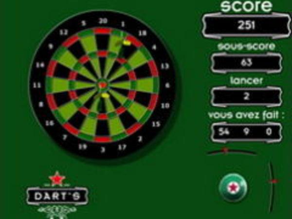 Bild zu Sport-Spiel Darts 1