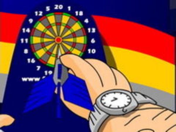 Bild zu Sport-Spiel Darts 301