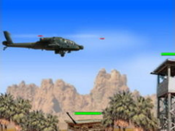 Bild zu Action-Spiel Desert Storm