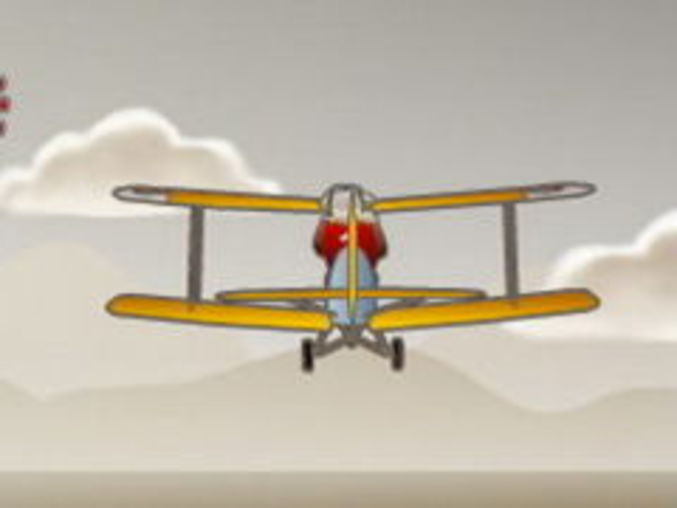 Doggles Flugzeugrennen