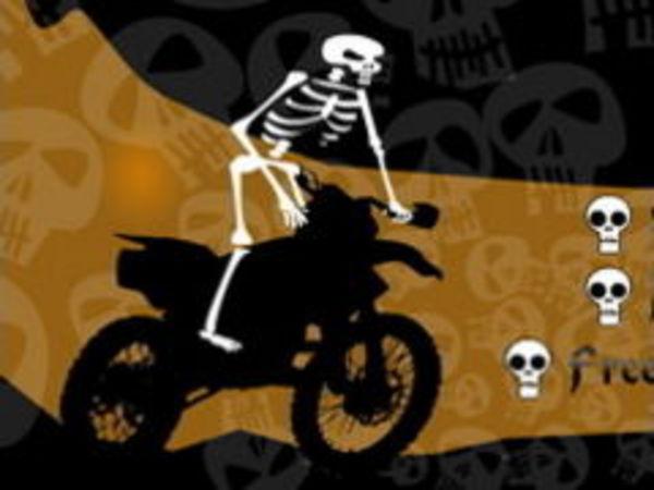 Bild zu Rennen-Spiel Doomrider