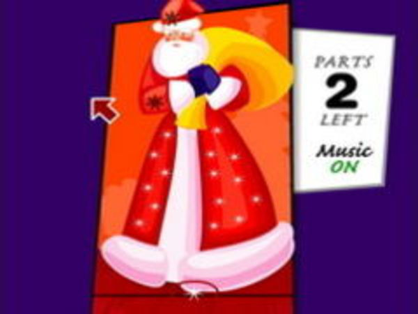 Bild zu Top-Spiel Dress the Snowman
