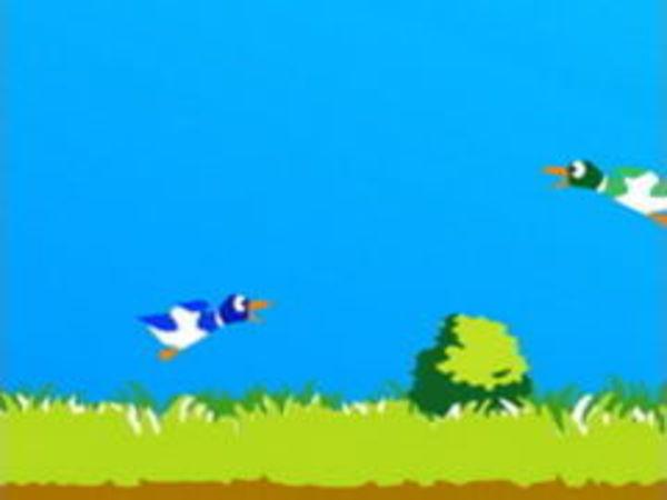 Bild zu Action-Spiel Duck Hunt 2