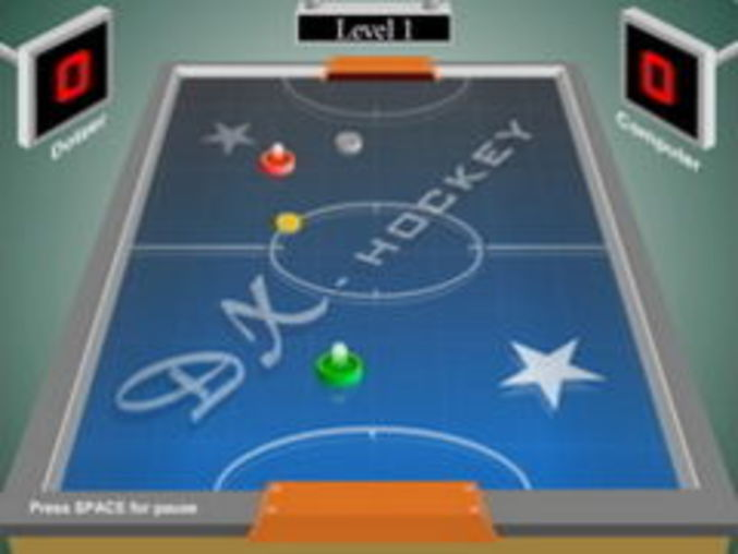DX Airhockey