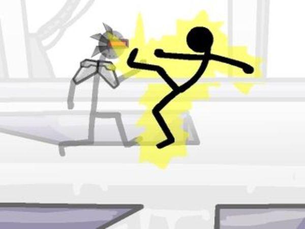 Bild zu Action-Spiel Electric Man 2