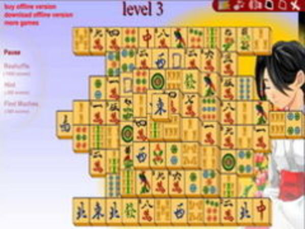 Bild zu Denken-Spiel Elite Mahjong