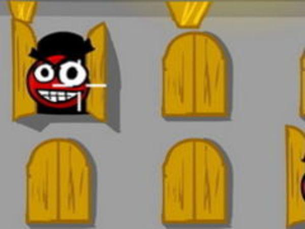 Bild zu Action-Spiel Evil Balloon Siege
