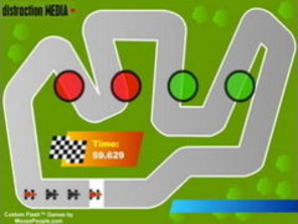 Bild zu Rennen-Spiel F1 Miniracers