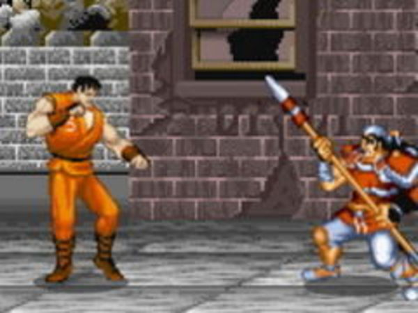 Bild zu Action-Spiel Final Fight