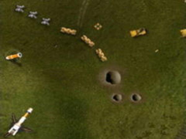 Bild zu Action-Spiel Final Fortress