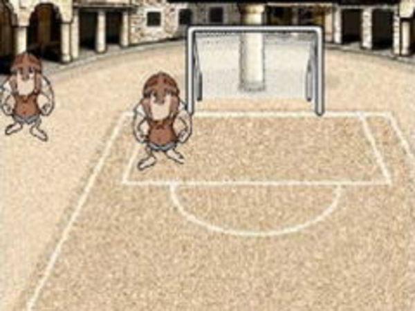 Bild zu Sport-Spiel Fingerfooty