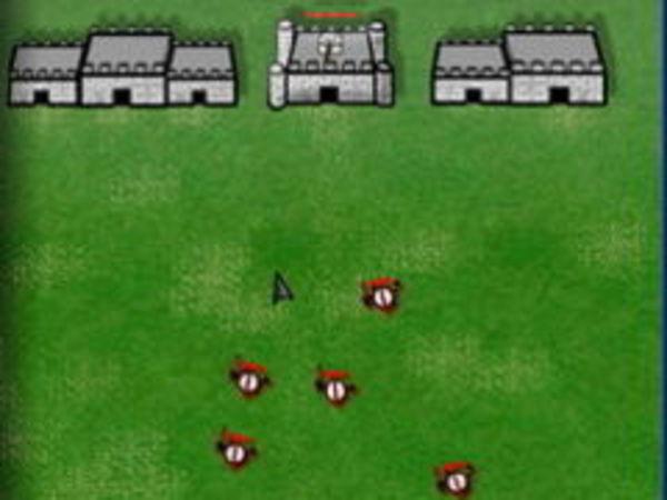 Bild zu Action-Spiel Flash Empires