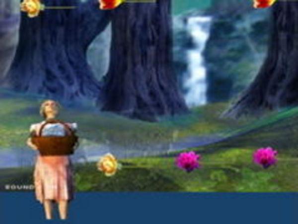 Bild zu Apps-Spiel Flowergirl
