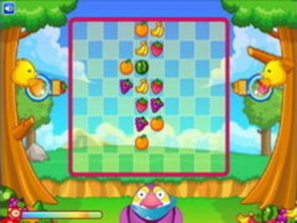 Bild zu Denken-Spiel Fruitpuzzle