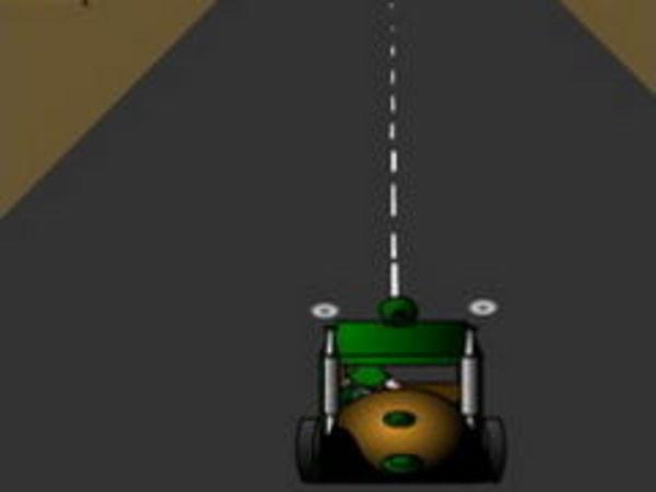 Bild zu Action-Spiel Fuel Transport