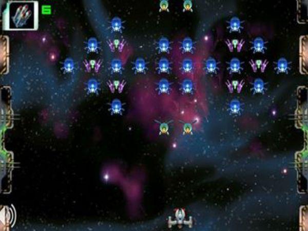 Bild zu Geschick-Spiel Galaxy Invaders