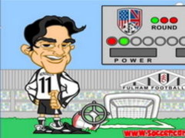Bild zu Sport-Spiel Get in Goal