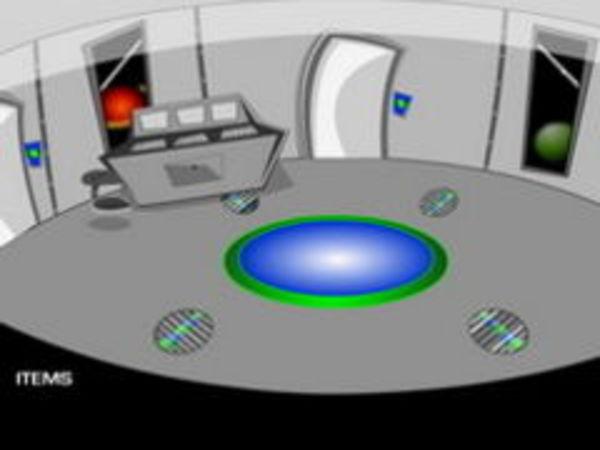 Bild zu Denken-Spiel Spy Guy goes to Space