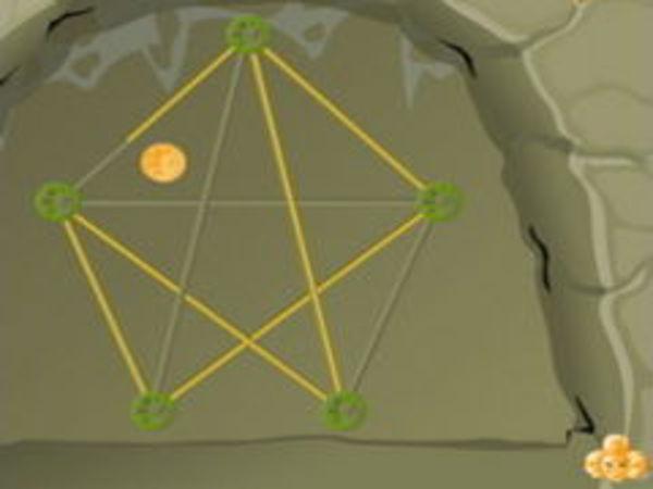 Bild zu Denken-Spiel Golden Path