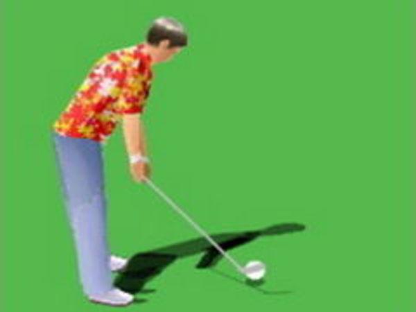 Bild zu Geschick-Spiel Golfmaster 3D