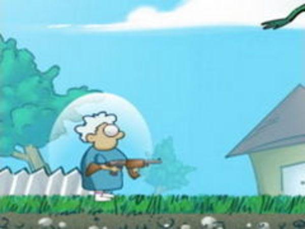 Bild zu Top-Spiel Grannys Garden