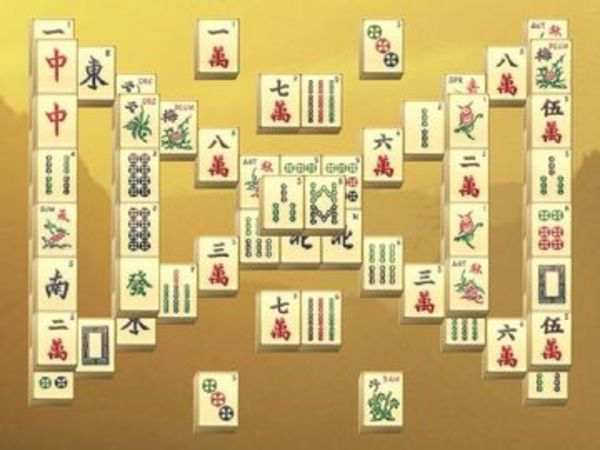 Bild zu Denken-Spiel Great Mahjong