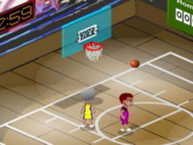 Hard Court Basket