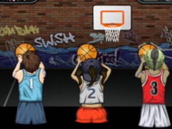 Bild zu Sport-Spiel Hoops Mania