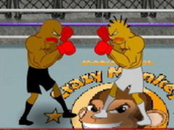 Bild zu Sport-Spiel Hot Blood Boxing
