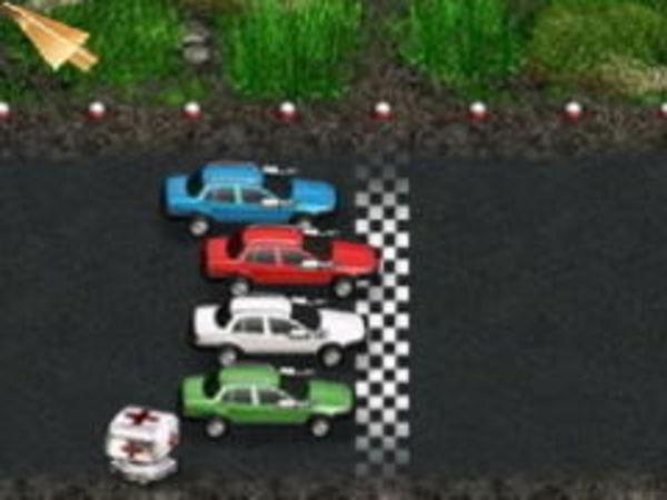 Bild zu Rennen-Spiel Jam XM