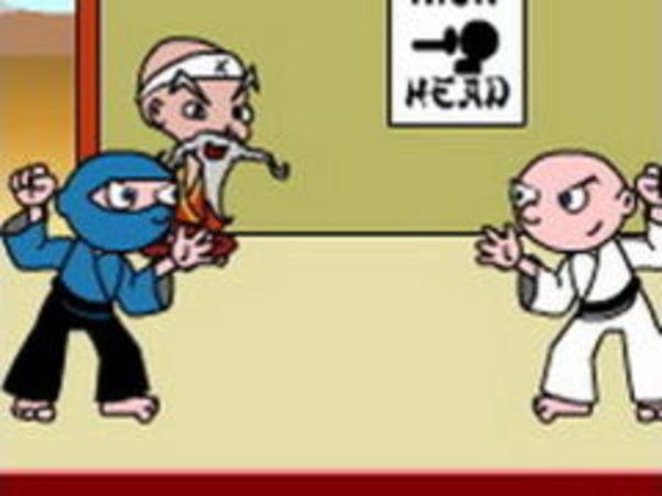 Bild zu Action-Spiel Kick Head