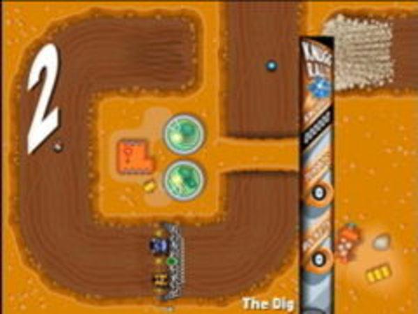 Bild zu Rennen-Spiel Knugg Rally