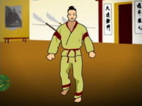Bild zu Action-Spiel Kung Fust