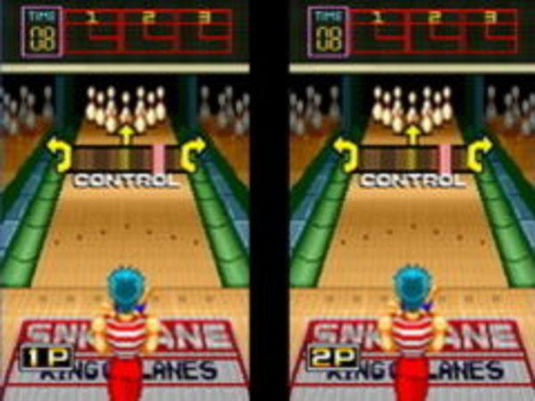 Bild zu Sport-Spiel League Bowling