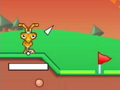 Mani Golf spielen