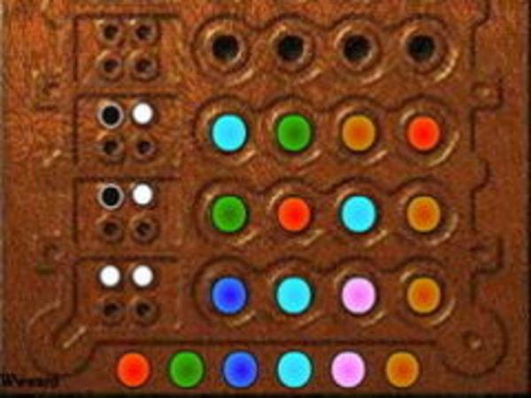 Bild zu Denken-Spiel Mastermind 2