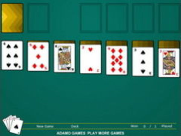 Bild zu Denken-Spiel Master Solitaire 2