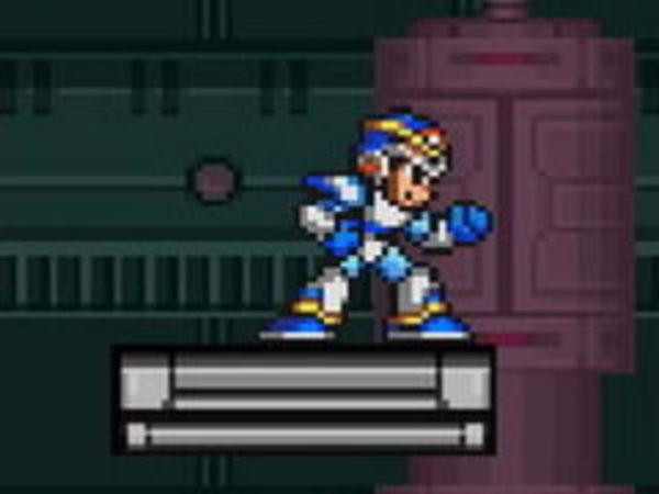 Bild zu Apps-Spiel Megaman Project X