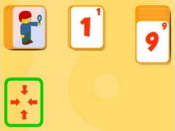 Bild zu Denken-Spiel Mini Solitaire