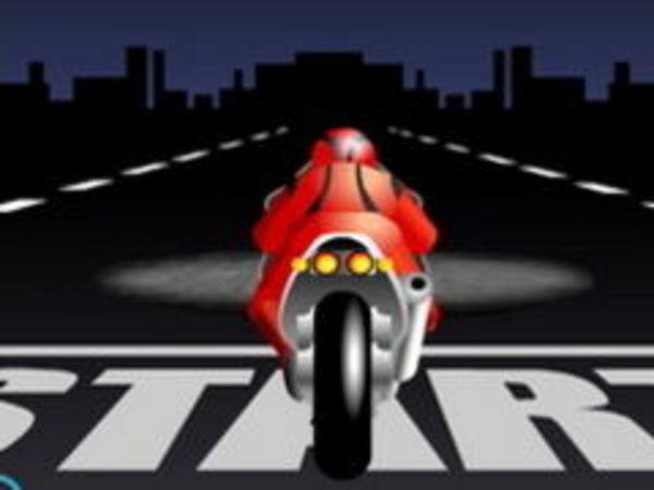 Bild zu Rennen-Spiel Moonrider