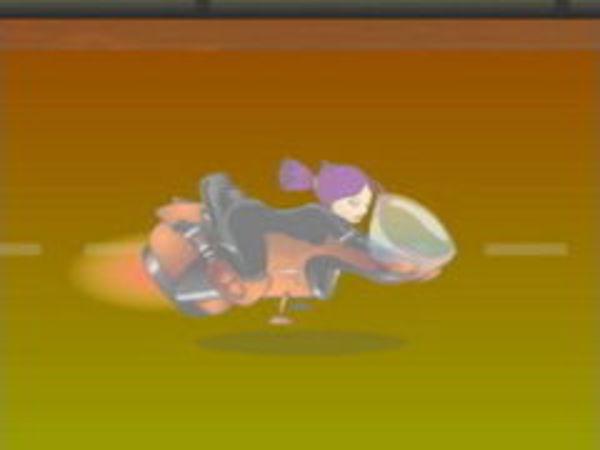 Bild zu Rennen-Spiel Motorradrennen
